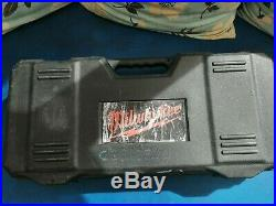 Milwaukee DS2E 160 2 speed diamond core drill 110V C/W case