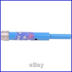 New 10MM 3/8 inch Sintered Diamond Segment Hole Core Drills Drill Bit Blue
