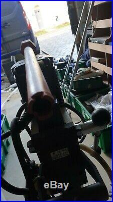 SHIIBUYA TS-162 diamond core drill 110v