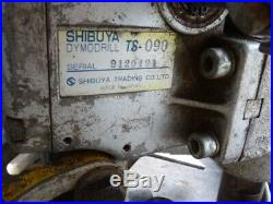 Shibuya TS 090 Diamond Core Drilling Rig 110v