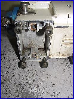 Shibuya industrial R1721 Diamond Core Drilling Machine Motor 110v