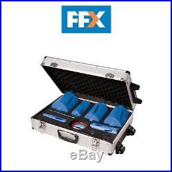 Silverline 427650 Diamond Core Drill Kit 6pce 38 52 65 107 117 127mm Dia
