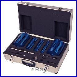 Spectrum MBX5 ULTIMATE 5 Piece Diamond Core Drill Set In Robust Case