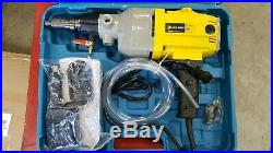 Steel Dragon Tools 4 85D Wet & Dry Hand Held Core Drill Rig for Diamond Bits