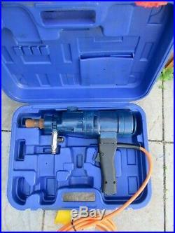 Tyrolit dme20pvp Professional 3 speed Diamond Core Drill, 110v