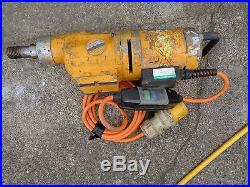 Weka DK32 DIAMOND CORE DRILL DRILLING MOTOR FOR RIG