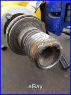 Weka DK 26 Diamond Core Drill Drilling Rig 110v & Stand