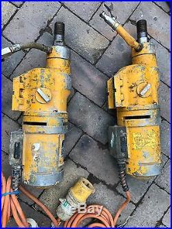 Weka Dk22 Diamond Core Drill, Motor For Drilling Rig, 110 Volt, Diamond Drilling