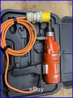 Weka Dk 1603 Diamond Core Drill 32amp 110v 160mm 2000w T83